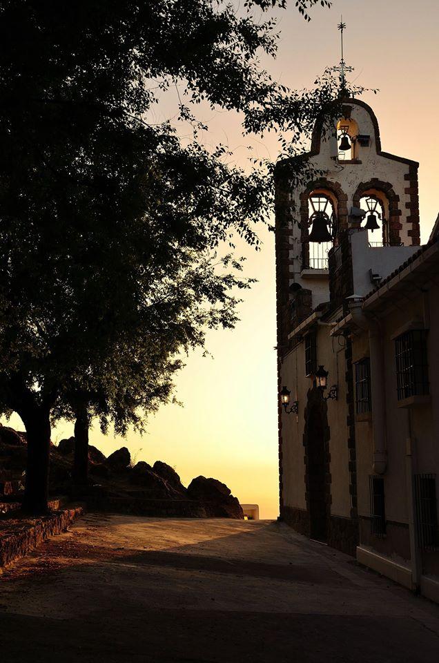 Santuario Virgen de la Sierra en Cabra